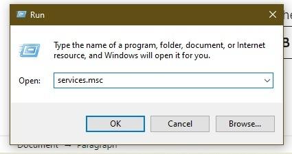 So beheben Sie Ctf Loader-Fehler in Windows 10-Diensten