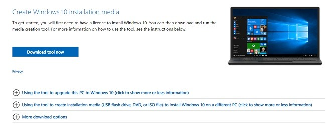 Fehlerbehebung Assistent für Windows 10 Update-Installationsprobleme