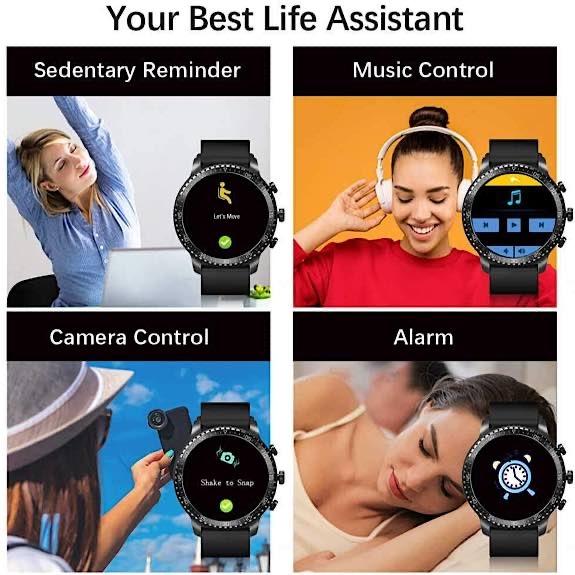 Deal Tinwoo T20w Smartwatch 4 Möglichkeiten