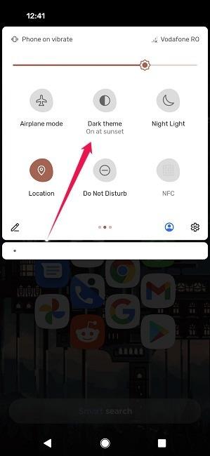 So planen Sie den Dunkelmodus: Android Pixel Dark Theme Quick Action