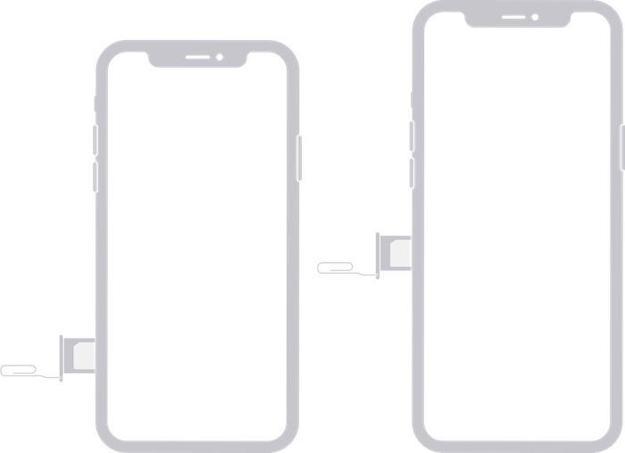 Handy-Daten reparieren Ios Iphone Sim