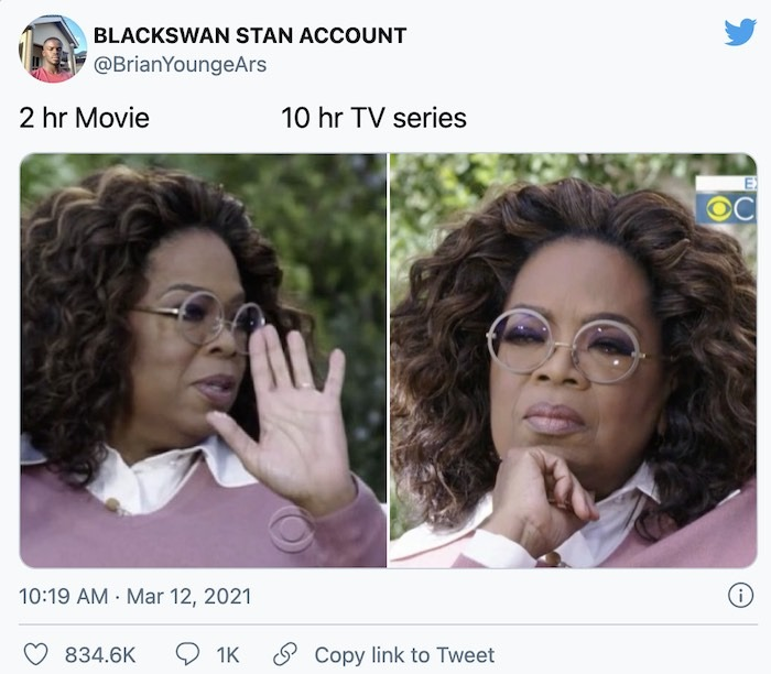 Lustige Internet Meme Oprah