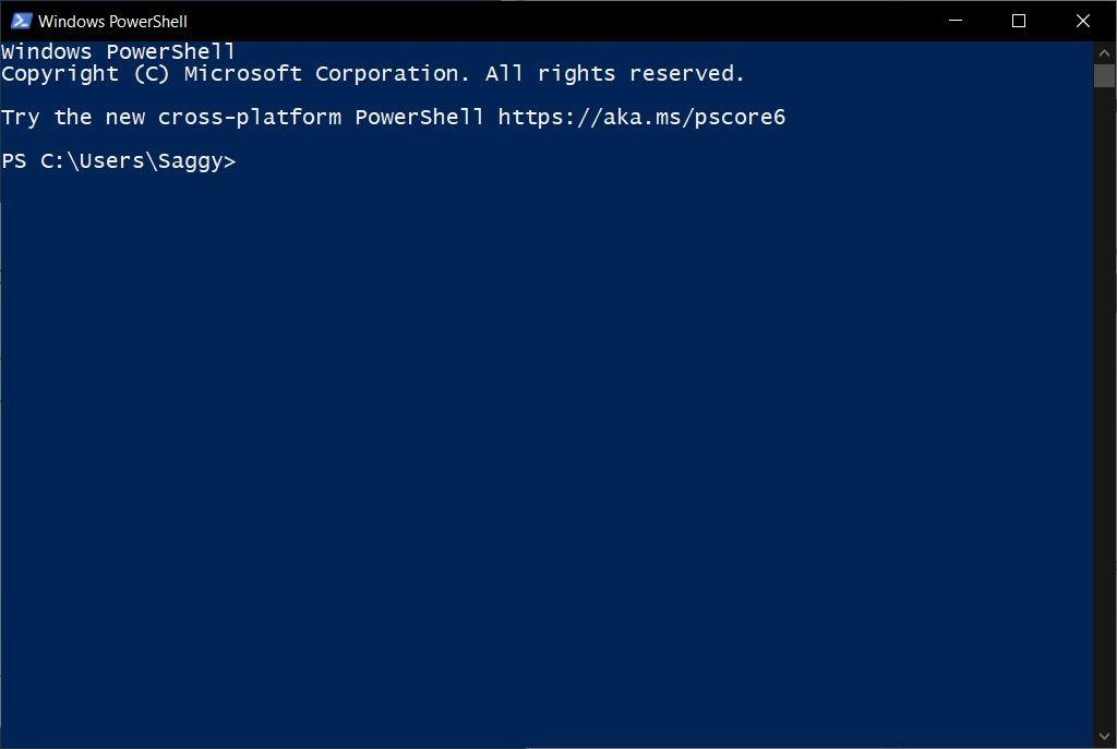 Windows Powershell Fat32-Format