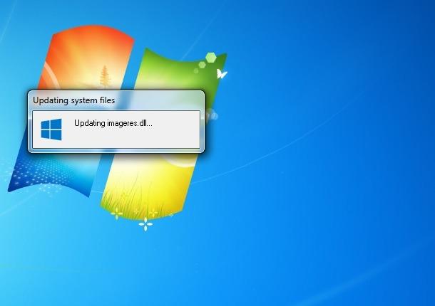 Windows10 Theme Windows7 Transformation Pack Zwischenstufe