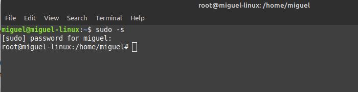 Linuxsudo Sudos