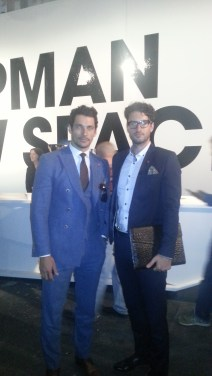 David Gandy and Callum Watt from Maketh The Man