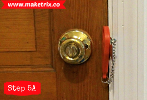 How to lock a door like james bond 007 maketrix blog for 007 door locks