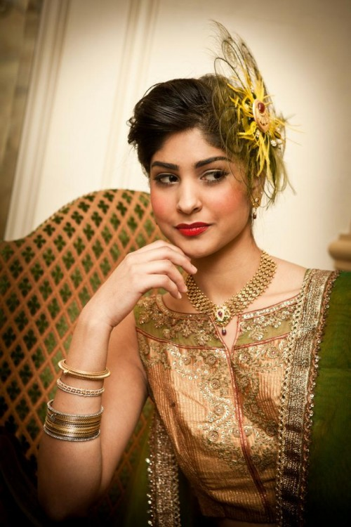 Aisha – Indian Bridal Makeup - Makeup Artistry After Photo