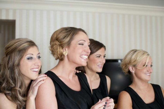 Bridesmaids – Hair and Makeup - Makeup Artistry After Photo