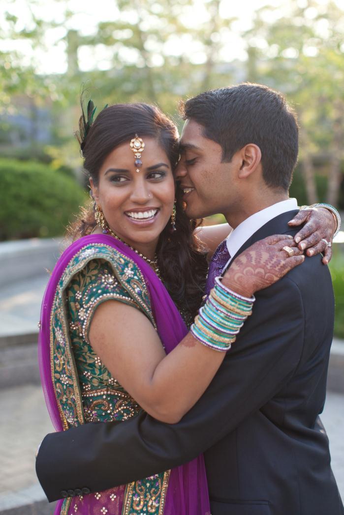 Payal – Indian Bridal Makeup - Makeup Artistry After Photo
