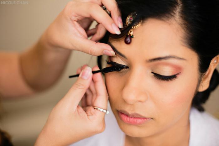 Siddhi – Indian Bridal Makeup - Makeup Artistry After Photo