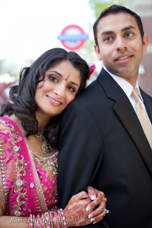 Vaishali – Indian Bridal Makeup - Makeup Artistry After Photo