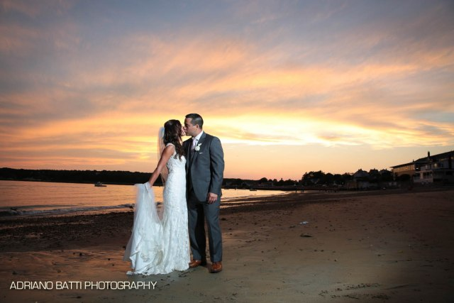 Natural bridal makeup for Laura's wedding at the Beauport Hotel in Gloucester, MA