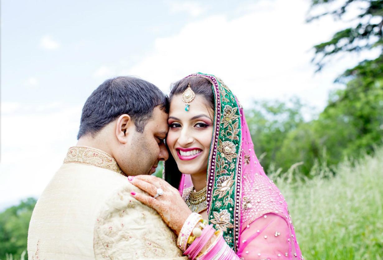 Indian Wedding – Pooja - Makeup Artistry After Photo