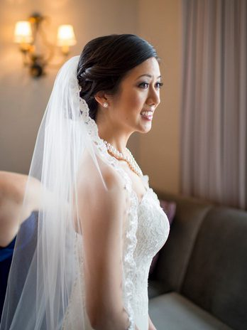 Wedding Portfolio – Margaret2 - Makeup Artistry After Photo