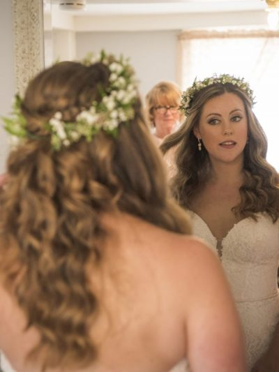 Wedding Portfolio – MeganH1 - Makeup Artistry After Photo