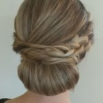 Wedding hair by Andreina