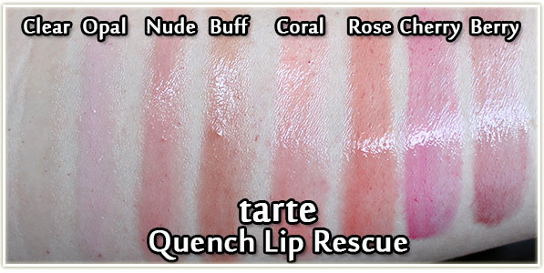 Rainforest Of The Sea Quench Lip Rescue by Tarte #16