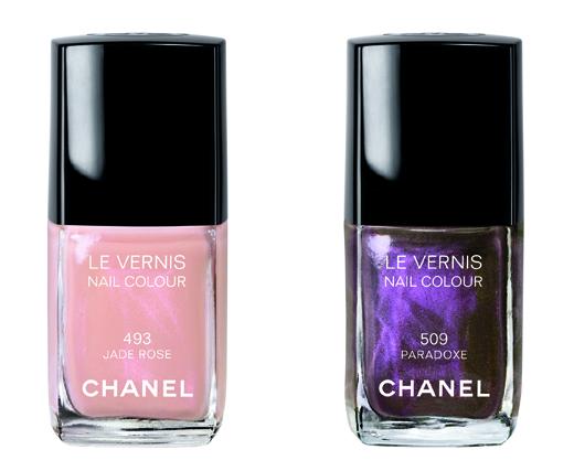 Les Contrastes de Chanel
