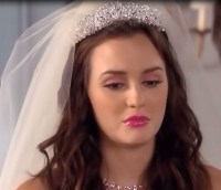 The Gossip Girl Royal Wedding, The Gowns and Dresses ...