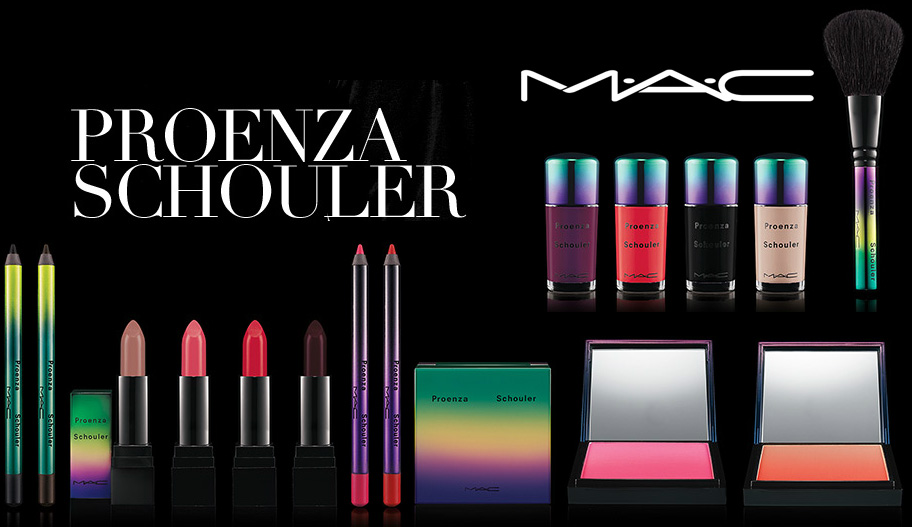 MAC and Proenza Schouler Makeup Collection for Summer 2014 products makeup4all