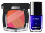 chanel la sunrise makeup collection