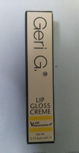 Fab Bag August 2016 Geri G. Lip Gloss – Peach
