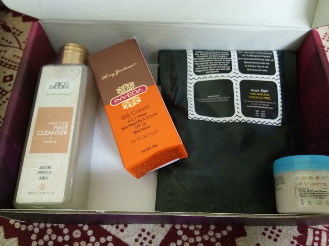 GlamEgo August 2017 Box