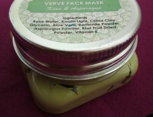 Fuschia Verve Face Mask
