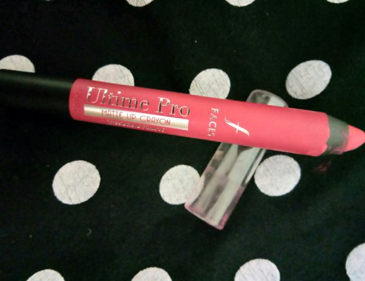 Faces Ultime Pro Matte Lip Crayon 10 Irresistible Pink