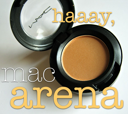 mac arena eyeshadow unsung makeup hero makeup and beauty blog