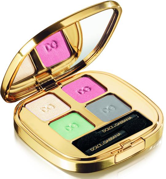 Dolce Gabbana Eden Smooth Colour Quad