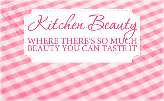 10 DIY Kitchen Beauty Fixins You May Already Have at Home  Makeup and Beauty Blog