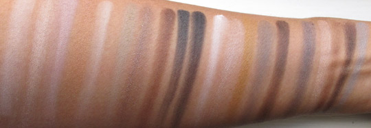 nyx nude on nude swatches without the flash