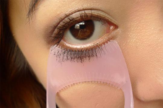 Mascara Guard Closeup