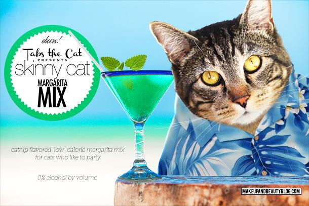 Tabs for Skinny Cat Catnip Margarita Mix