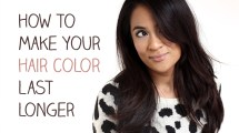 Make Hair Color Longer - Makeup And