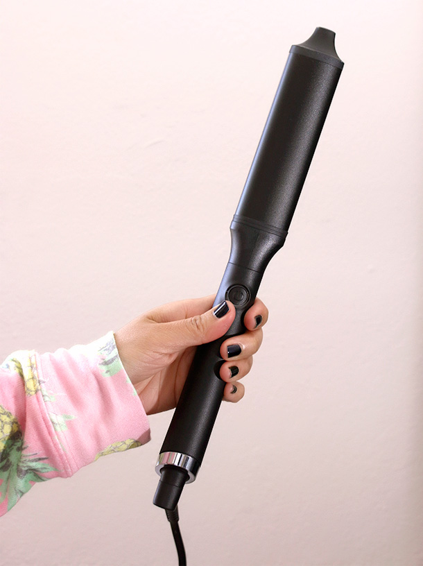 The Ghd Curve Classic Wave Wand For Loose Screen Siren