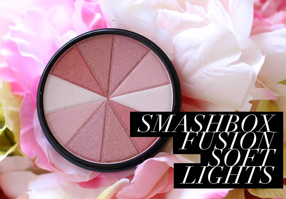 Smashbox Fusion Soft Lights in Baked Starblush