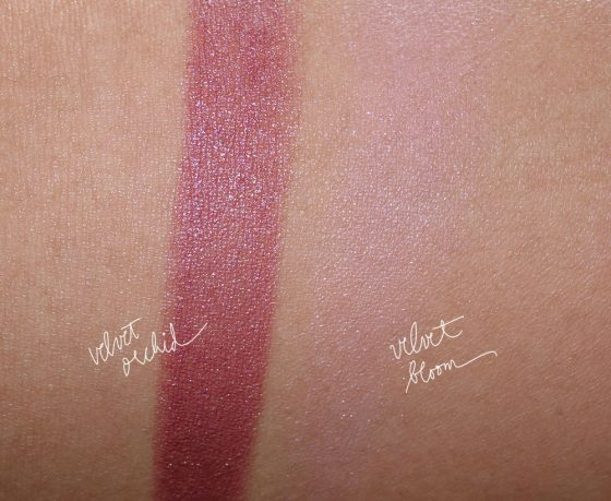 tom ford orchid collection fall 2016 swatches