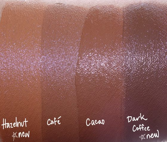 nars radiant creamy concealer swatches 4