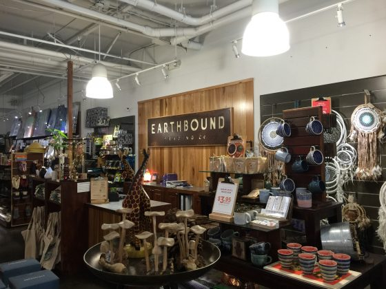 Earthbound Trading Co. is one of my favorite stores here in Tahoe. It's like Cost Plus World Market with more clothes and accessories.