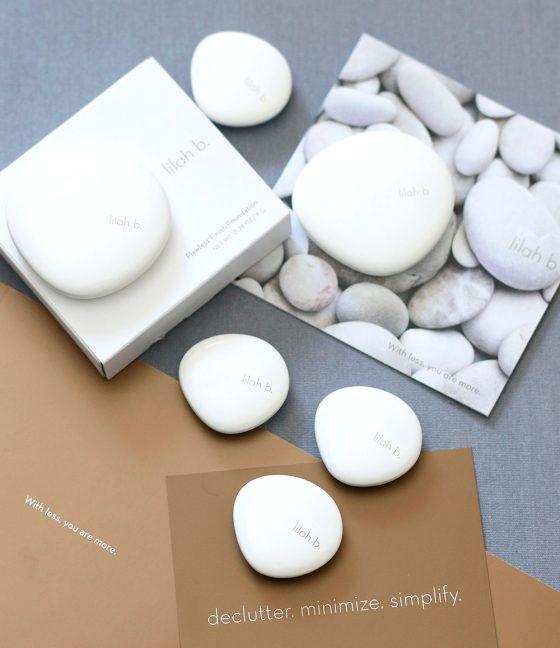 lilah b packaging