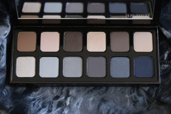 The Laura Mecier Double Impact Colour Collection Palette packaging