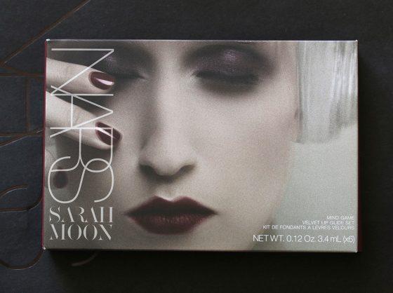 nars sarah moon mind game velvet lip glide packaging