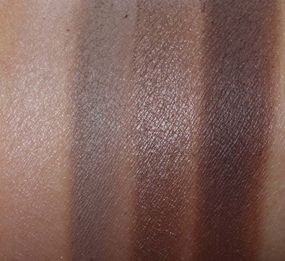 clarins palette 4 couleurs 03 brown brown eyes