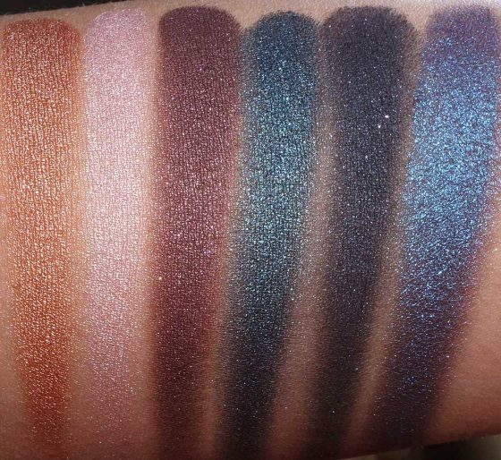 estee edit gritty eye palette swatches