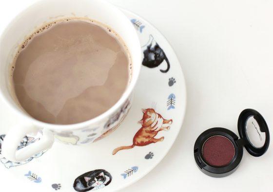 The coffee/milk/cocoa combo...
