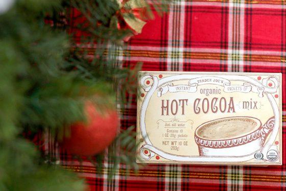 Organic Hot Cocoa, $3.29