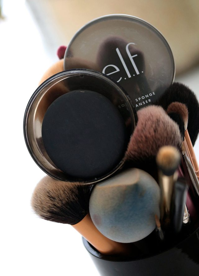 elf solid sponge cleanser review